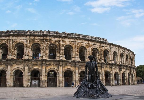 draguer à Nîmes
